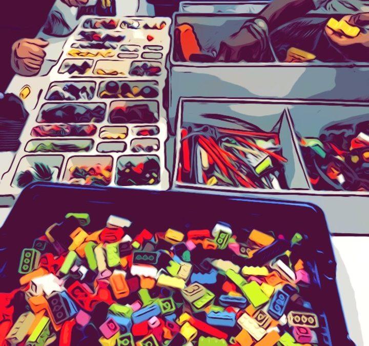 Le jeu en entreprise et l'approche LEGO® SERIOUS PLAY®